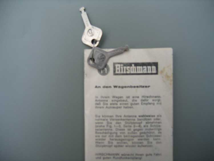 Hirschmann Antenna
