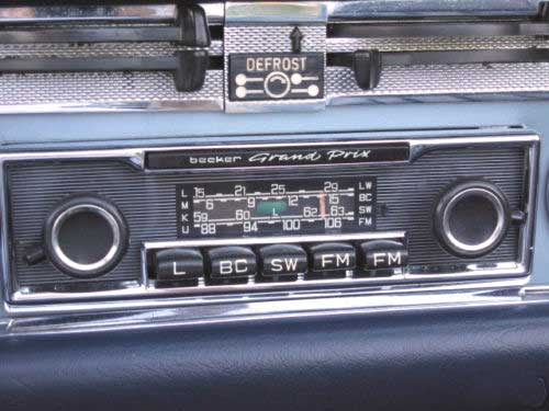 Pagoda SL Group Technical Manual :: Electrical / Radio