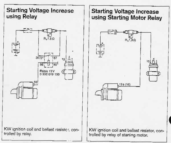 Coil3 pagoda sl group technical manual electrical ignitioncoil ignition ballast resistor wiring diagram at alyssarenee.co